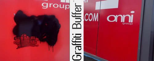 Graffiti Buffer - Graffiti Removal Specialists | Concrete and Brick Cleaning